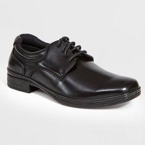 Boys Deer Stags Plain Toe Oxford Loafers, NIB